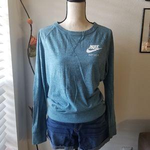 NWOT Nike gym Vintage Sweatshirt, L
